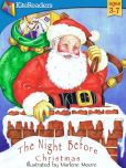 Book Cover Image. Title: The Night Before Christmas, Author: Clement Clarke Moore