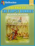 Book Cover Image. Title: The Tale of the Flopsy Bunnies, Author: Beatrix Potter