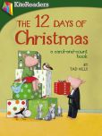 Book Cover Image. Title: The 12 Days of Christmas:  A Carol-and-Count book, Author: Tad Hills