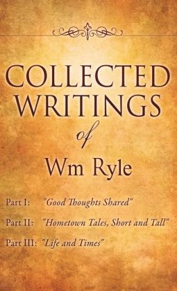 Collected Writings Of Wm Ryle