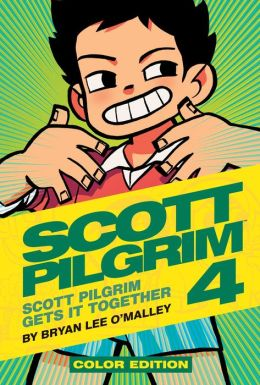 Scott Pilgrim Color Hardcover, Volume 4: Scott Pilgrim Gets it Together