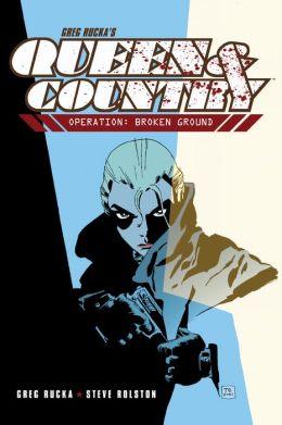 Queen & Country Volume 1: Operation: Broken Ground