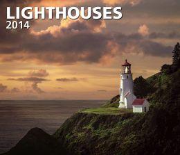 2014 Lighthouses Wall Calendar