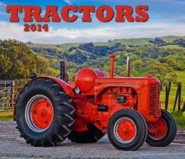 2014 Tractors Wall Calendar