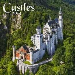 2014 Castles Wall Calendar