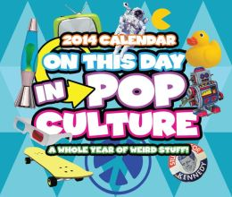 2014 Pop Culture Trivia Box Calendar