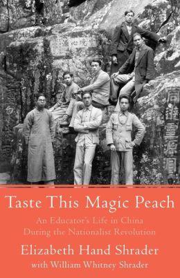 Taste This Magic Peach