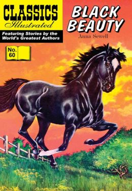 Black Beauty - Classics Illustrated #60 (NOOK Comics with Zoom View)
