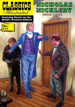 Nicholas Nickleby - Classics Illustrated #171 (NOOK Comics with Zoom View)