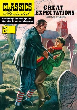 Great Expectations - Classics Illustrated #43 (NOOK Comics with Zoom View)