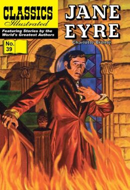 Jane Eyre - Classics Illustrated #39 (NOOK Comics with Zoom View)