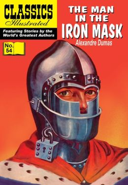 The Man in the Iron Mask - Classics Illustrated #54 (NOOK Comics with Zoom View)