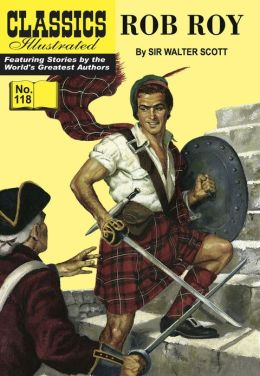 Rob Roy - Classics Illustrated #118 (NOOK Comics with Zoom View)