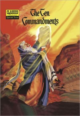 The Ten Commandments - Classics Illustrated Special Issue #135A (NOOK Comics with Zoom View)