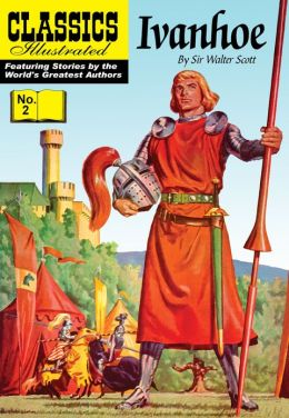 Ivanhoe - Classics Illustrated #2 (NOOK Comics with Zoom View)