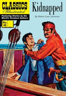 Kidnapped - Classics Illustrated #46 (NOOK Comics with Zoom View)