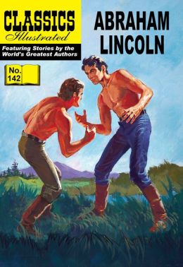 Abraham Lincoln - Classics Illustrated #142 (NOOK Comics with Zoom View)