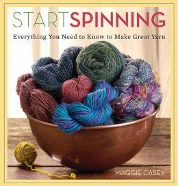 Start Spinning (PagePerfect NOOK Book)
