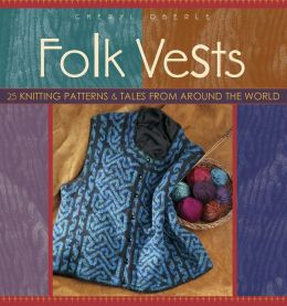 Folk Vests (PagePerfect NOOK Book)