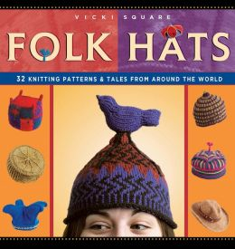 Folk Hats (PagePerfect NOOK Book)
