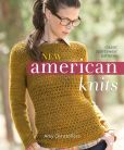 Book Cover Image. Title: New American Knits:  Classic Sportswear Patterns, Author: Amy Christoffers