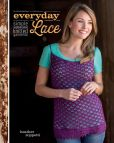 Book Cover Image. Title: Everyday Lace:  Simple, Sophisticated Knitted Garments, Author: Heather Zoppetti