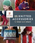 Book Cover Image. Title: Interweave Favorites - 25 Knitted Accessories to Wear and Share, Author: Editors Interweave
