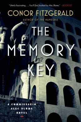 The Memory Key (Commissario Alec Blume Series #4)