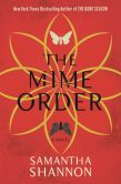 Book Cover Image. Title: The Mime Order, Author: Samantha Shannon