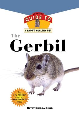Gerbil: An Owner's Guide to a Happy Healthy Pet