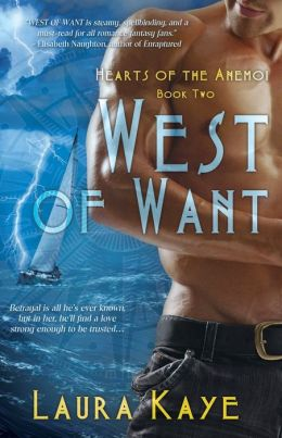 West of Want (Hearts of the Anemoi, Book Two)