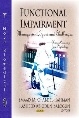 Functional Impairment : Management, Types and Challenges