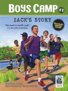 Boys Camp: Book 1: Zack's Story