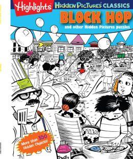 Block Hop: Highlights Hidden Pictures® Classics 2014