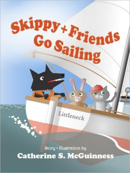 Skippy and Friends Go Sailing