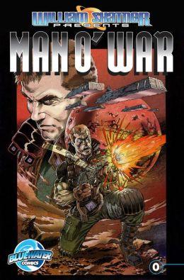 William Shatner Presents: Man O' War #0
