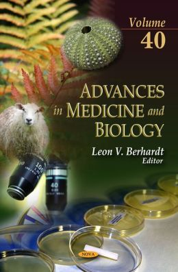 Advances in Medicine & Biology: V. 40