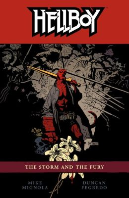 Hellboy, Volume 12: The Storm and the Fury