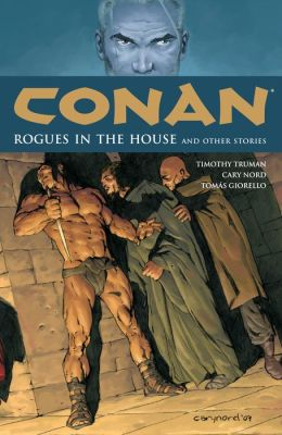 Conan, Volume 5: Rogues in the House and Other Stories