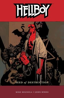 Hellboy, Volume 1: Seed of Destruction