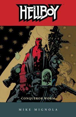 Hellboy, Volume 5: Conquerer Worm