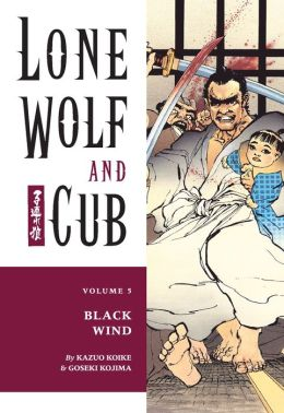 Lone Wolf and Cub, Volume 5: Black Wind