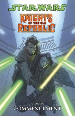 Star Wars Knights of the Old Republic, Volume 1: Commencement