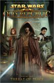 Book Cover Image. Title: Star Wars The Old Republic Comics, Volume 2:  Threat of Peace, Author: Rob Chestney