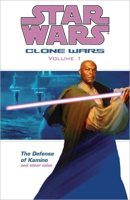 Star Wars Clone Wars, Volume 1: Defense of Kamino