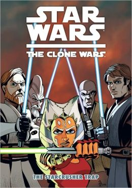 Star Wars: The Clone Wars--The Starcrusher Trap