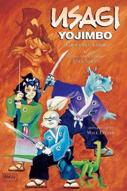 Usagi Yojimbo Volume 12: Grasscutter