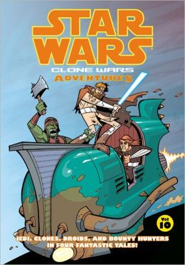 Star Wars: Clone Wars Adventures Volume 10