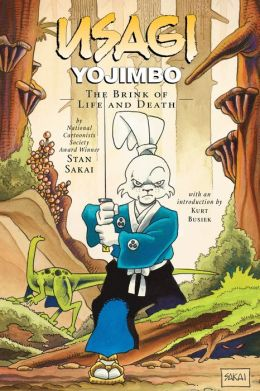 Usagi Yojimbo Volume 10: The Brink of Life and Death