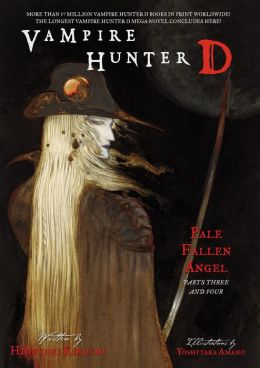Vampire Hunter D Volume 12: Pale Fallen Angel Parts 3 and 4